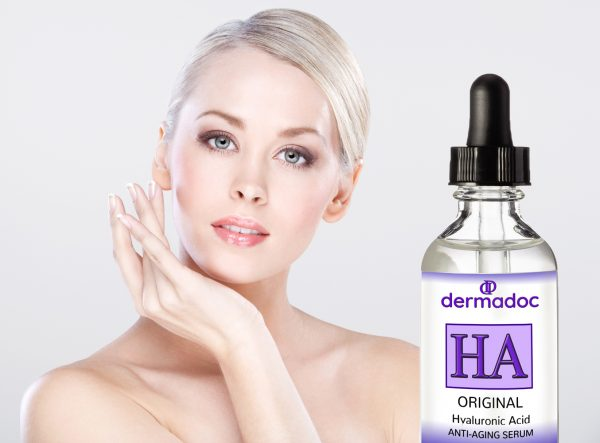 benefits of Hyaluronic Acid serum for woman